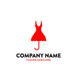 fashion and boutique logo vector image vector image