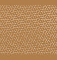 hexagon seamless pattern repeating vector image