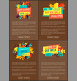 best choice exclusive product vector image vector image