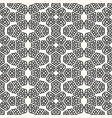 seamless abstract pattern with rounded vector image