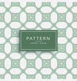 abstract islamic style pattern design