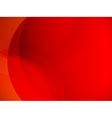 abstract red horizontal background vector image vector image