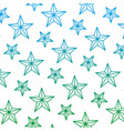 degraded line nice bright star universe background vector image vector image