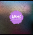 abstract grunge background in khaki blue shades vector image