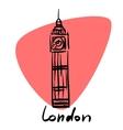london capital england vector image vector image