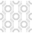 black and white geometric seamless pattern for vector image