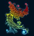 Kolibri 1601 29 vector image vector image