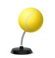 Tennis souvenir vector image vector image