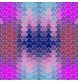 geometric pattern with geometric shapes vector image vector image
