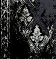 grunge decorative elements vector image vector image