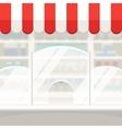 facade a shop store or pharmacy background vector image