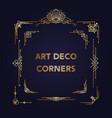 roaring 20s design templates - art deco vintage