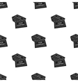 Business cards icon in black style isolated on vector image vector image