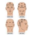 man head divisions scheme