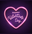 valentines day background romantic greeting card vector image vector image