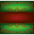 Vintage luxury background vector image vector image