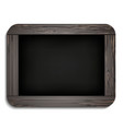 blackboard Eps10 vector image vector image