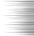 blurred speed lines background vector image vector image