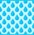 seamless colorful drops pattern background vector image