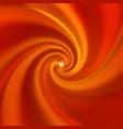 caramel waves realistic sweet vortex background vector image vector image