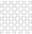 Line geometric seamless pattern 7408 vector image vector image