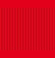 red vertical background vector image vector image