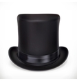 Top hat icon vector image
