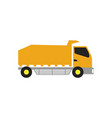 truck icon design template isolated vector image