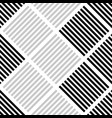 grid lattice pattern with rectangle shapes vector image