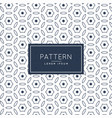 modern abstract line pattern background vector image vector image