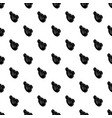mouse form button clothes pattern seamless vector image