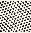 stylish doodle scattered shapes seamless vector image