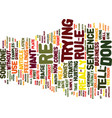 The percent rule text background word cloud