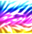 Colored Lights Abstract Background vector image vector image