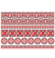Retro ethnic ornaments and traceries vector image vector image