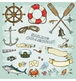 Sailing Collection vector image vector image
