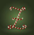 Candy cane abc z