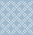 subtle blue simple geometric floral texture vector image