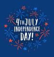 Beautiful 4th july decorative card