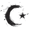 islam symbol vector image vector image