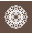 Round Lace vector image vector image