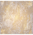 abstract seamless texture of light gray rusted vector image vector image