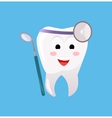 Concept of Dentistry Banner Poster vector image vector image