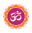 Om graphic vector image