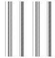 abstract black white diagonal texture seamless vector image vector image