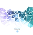abstract geometric background with triangle