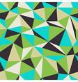 seamless triangle pattern geometric vector image