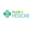 health and medicine vector image