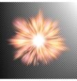 Light effect stars bursts EPS 10