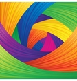 Multicolored Abstract Background vector image vector image